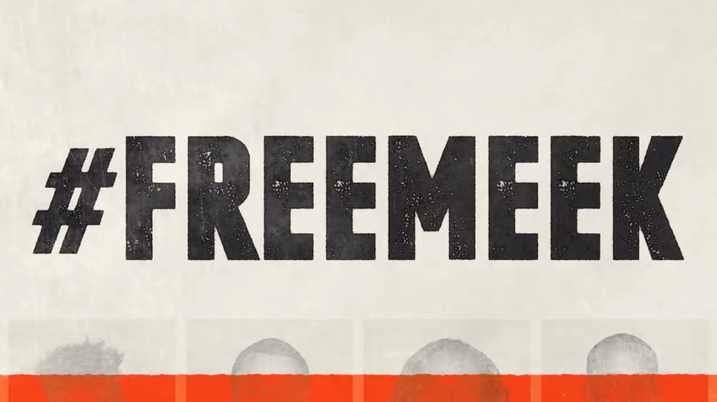 March 17th, 2019 - See the First Teaser Trailer for #FreeMeek