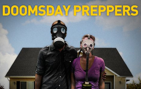 Doomsday Preppers Nat Geo, Sharp Entertainment