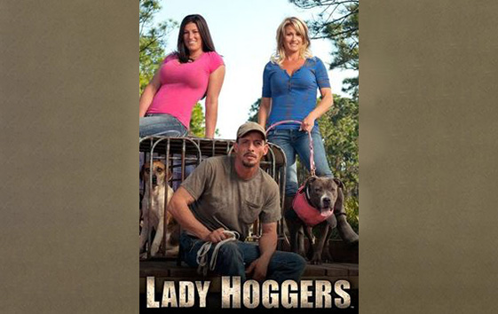 Lady Hoggers <br><h3>A&E, Sharp Entertainment</h3>