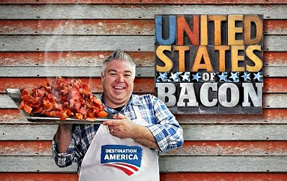 United States of Bacon <br><h3>Destination America, Sharp Entertainment</h3>